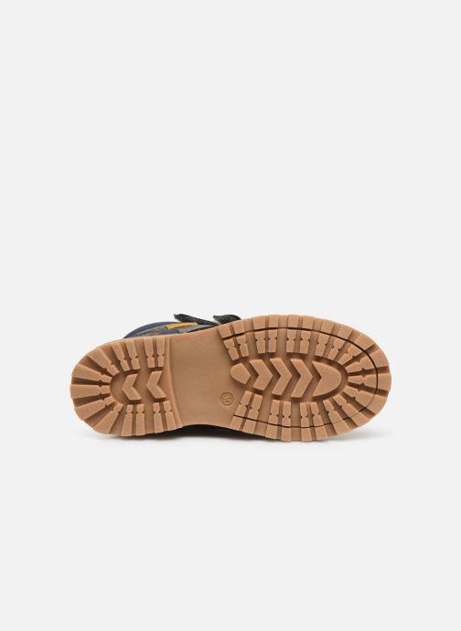 Stiefeletten & Boots I Love Shoes SULLIAN blau ansicht von oben