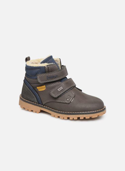 Bottines et boots I Love Shoes SULLIAN Bleu vue détail/paire
