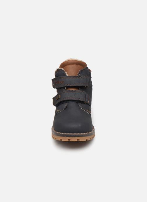 Stiefeletten & Boots I Love Shoes SULLIAN blau schuhe getragen