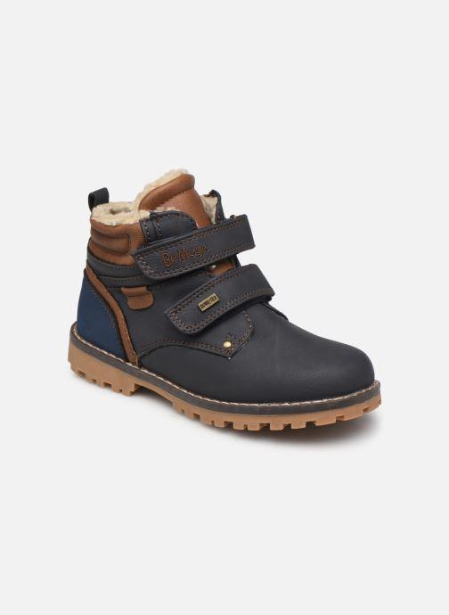 Stiefeletten & Boots I Love Shoes SULLIAN blau detaillierte ansicht/modell