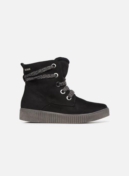 Botines  I Love Shoes SUEDA Negro vistra trasera