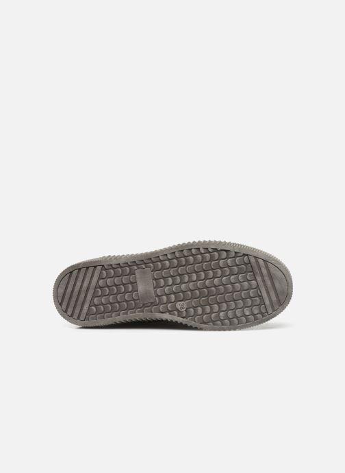 Botines  I Love Shoes SUEDA Negro vista de arriba