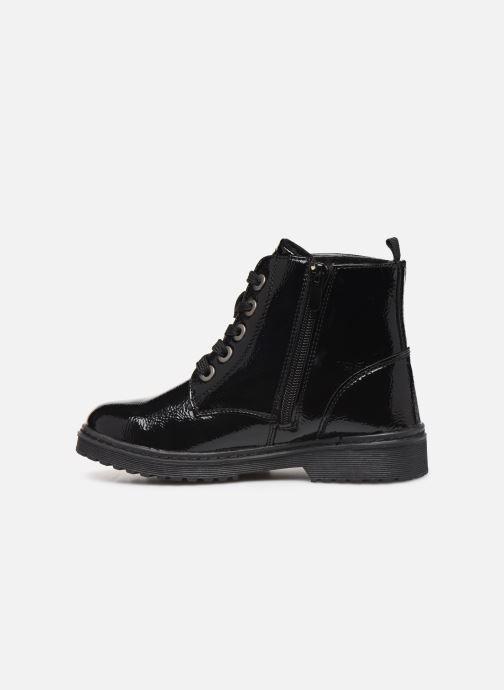Ankelstøvler I Love Shoes SULIE Sort se forfra