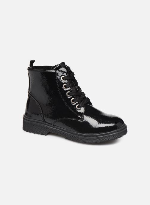 Ankelstøvler I Love Shoes SULIE Sort detaljeret billede af skoene