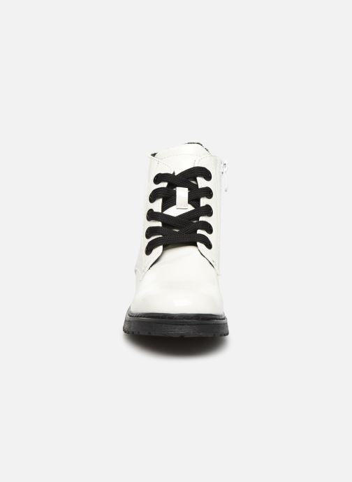 Bottines et boots I Love Shoes SULIE Blanc vue portées chaussures