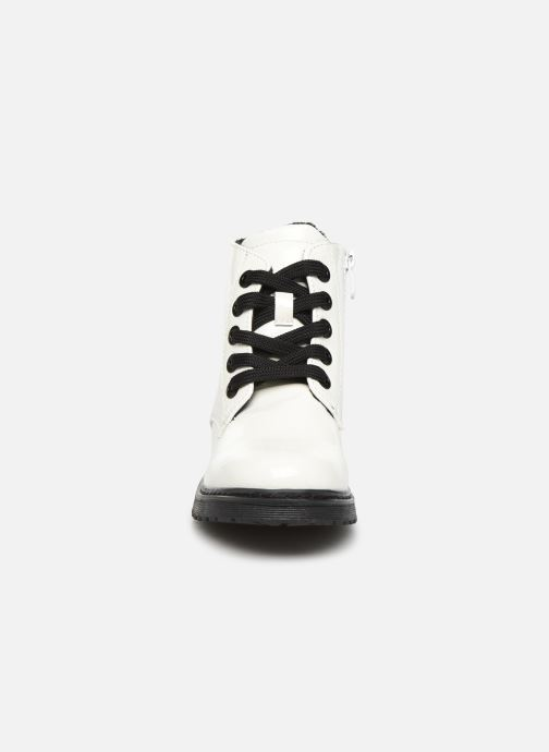 Botines  I Love Shoes SULIE Blanco vista del modelo