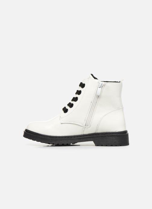 Bottines et boots I Love Shoes SULIE Blanc vue face