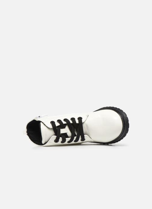 Bottines et boots I Love Shoes SULIE Blanc vue gauche