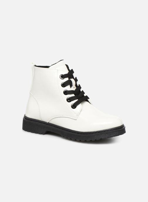 Bottines et boots I Love Shoes SULIE Blanc vue détail/paire