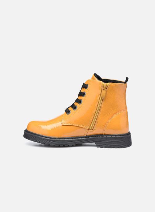 Stiefeletten & Boots I Love Shoes SULIE gelb ansicht von vorne