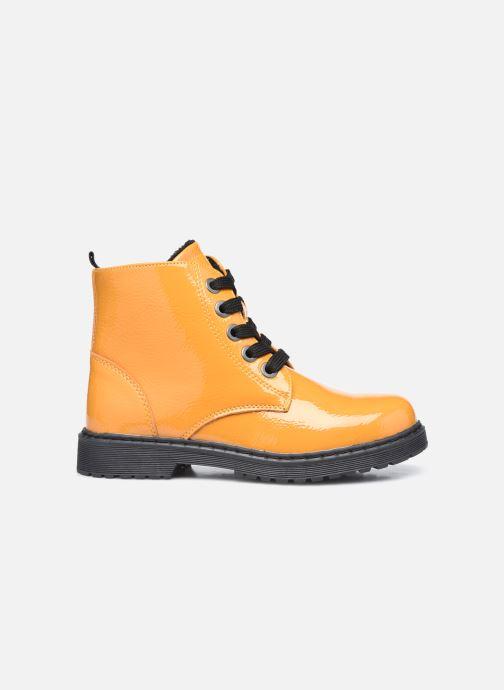 Stiefeletten & Boots I Love Shoes SULIE gelb ansicht von hinten