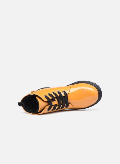 Stiefeletten & Boots I Love Shoes SULIE gelb ansicht von links