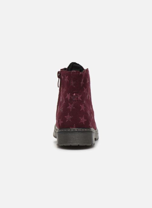 Bottines et boots I Love Shoes STRATELLA Rouge vue droite