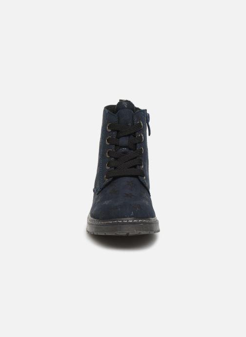 Bottines et boots I Love Shoes STRATELLA Bleu vue portées chaussures