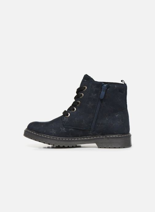 Botines  I Love Shoes STRATELLA Azul vista de frente
