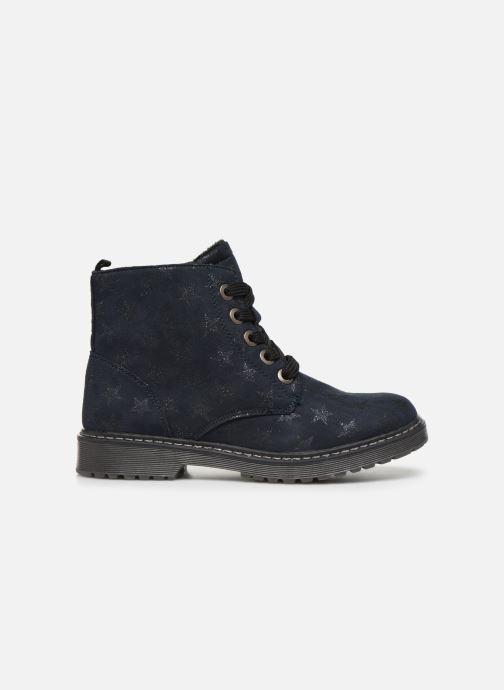 Botines  I Love Shoes STRATELLA Azul vistra trasera