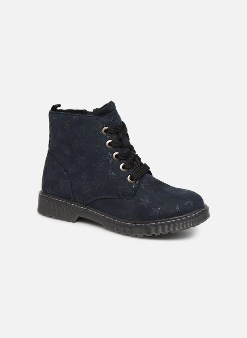 Bottines et boots I Love Shoes STRATELLA Bleu vue détail/paire