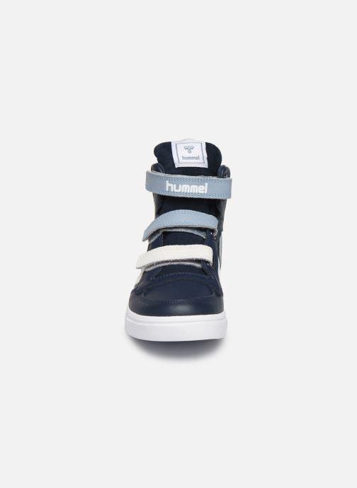 Sneakers Hummel Stadil Pro JR Blauw model