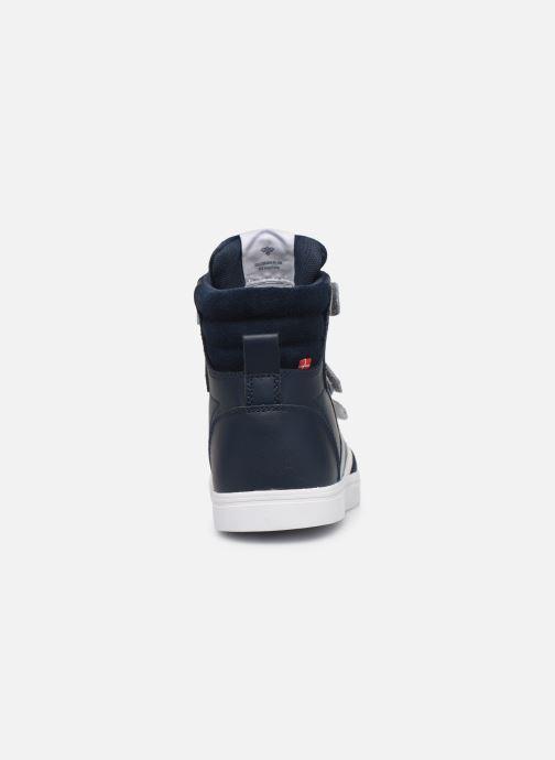 Sneakers Hummel Stadil Pro JR Blauw rechts