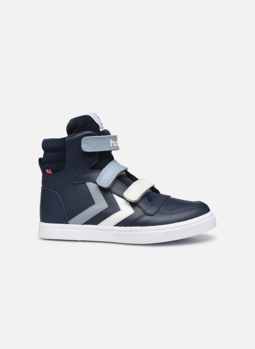 Sneakers Hummel Stadil Pro JR Blauw achterkant