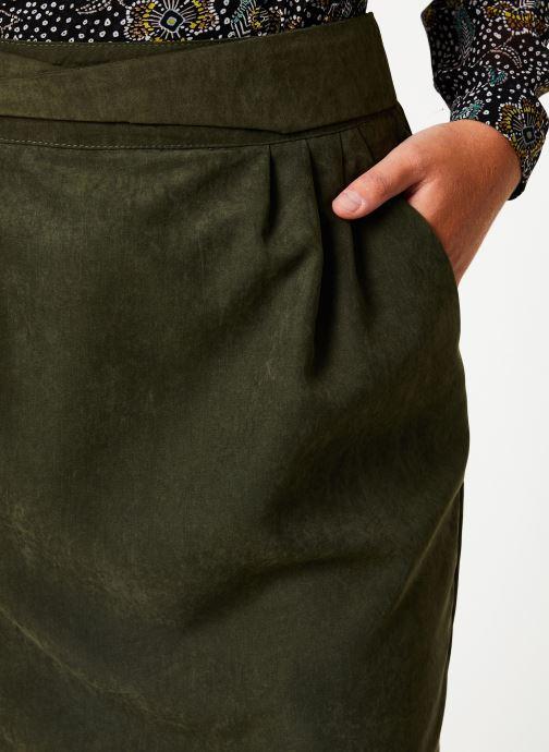 Vêtements Garance CELAL Vert vue face