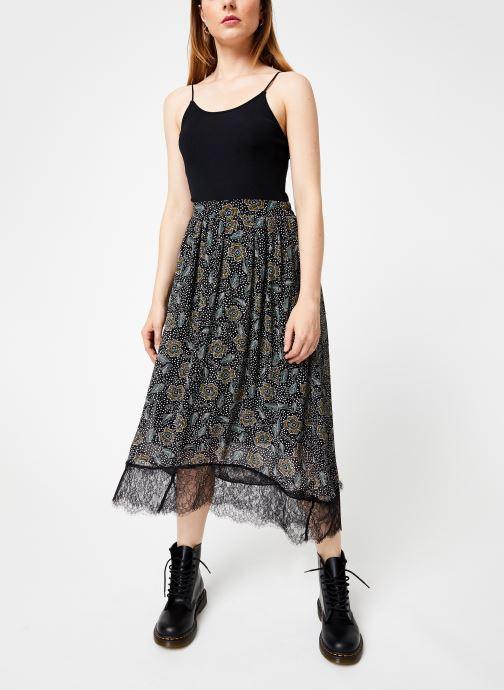 Vêtements Garance CERA Noir vue bas / vue portée sac