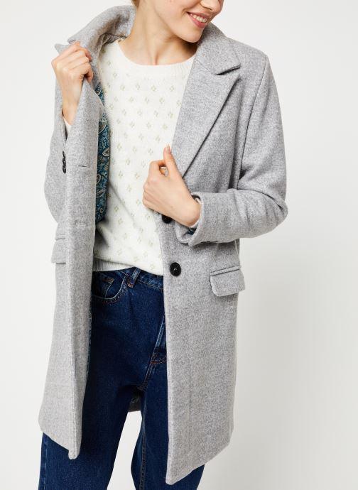 Vêtements Garance CAMILLE Gris vue droite