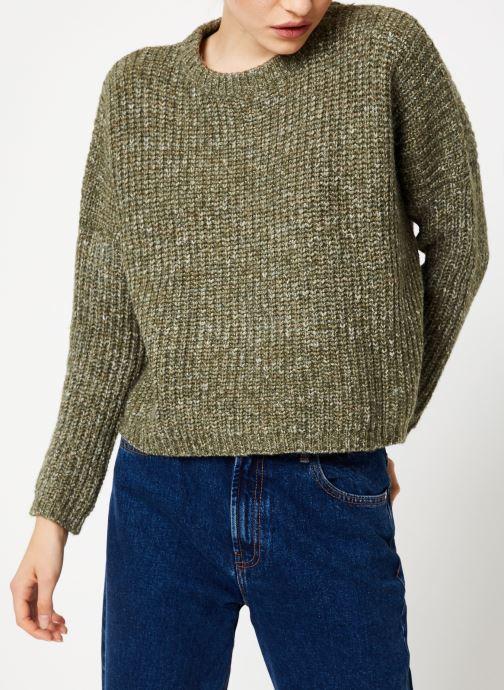 Vêtements Garance CLEM Vert vue droite