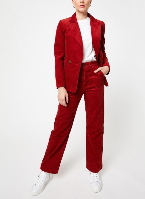 Vêtements Garance CORLY Rouge vue bas / vue portée sac