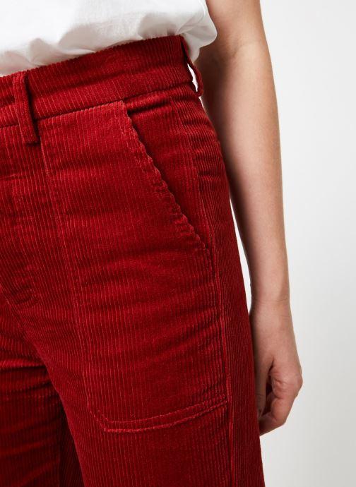 Vêtements Garance CORLY Rouge vue face