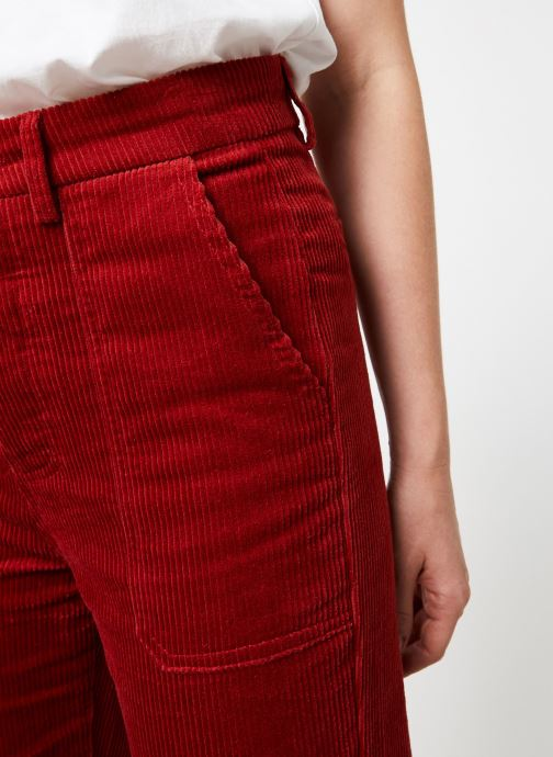 Tøj Garance CORLY Rød se forfra