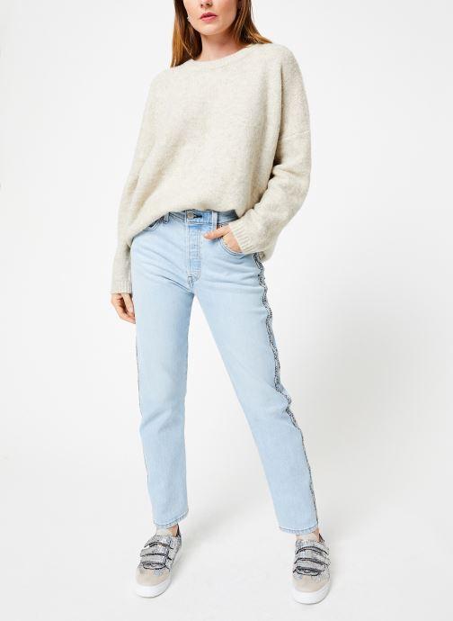 Vêtements Garance CLUSE Beige vue bas / vue portée sac