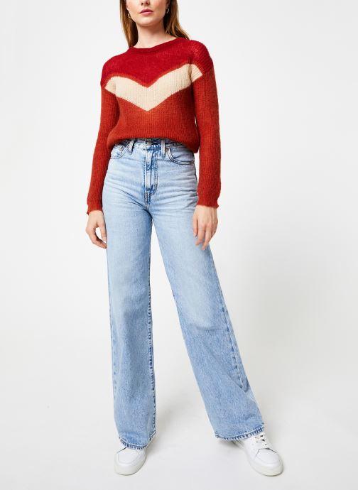 Vêtements Garance CLAIRE Rouge vue bas / vue portée sac