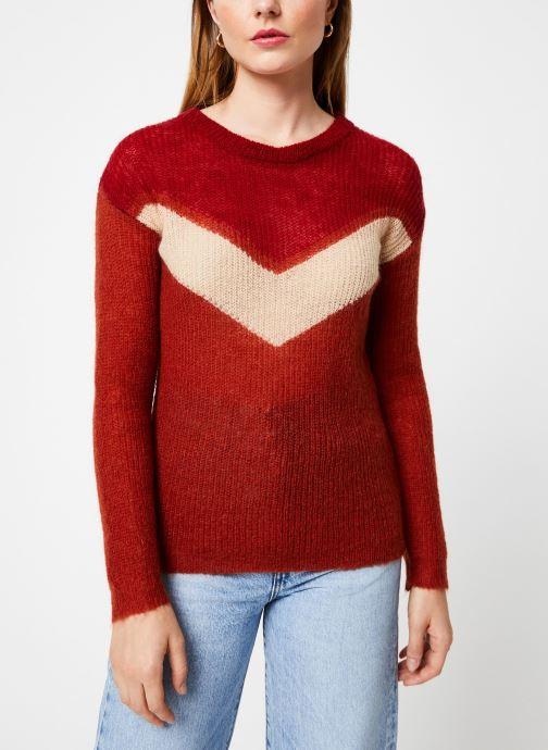 Vêtements Garance CLAIRE Rouge vue droite