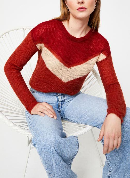 Vêtements Garance CLAIRE Rouge vue détail/paire
