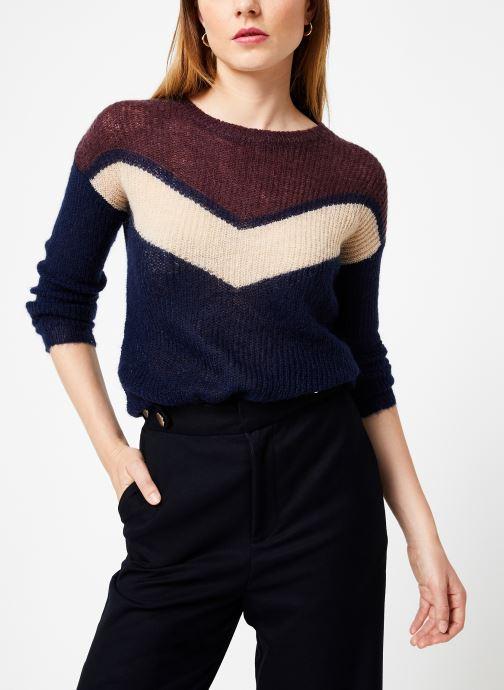 Vêtements Garance CLAIRE Bleu vue détail/paire