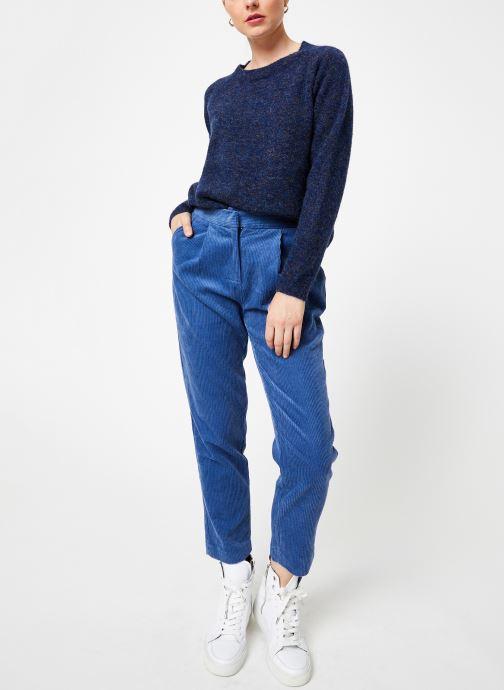 Vêtements Garance CLAVIER Bleu vue bas / vue portée sac