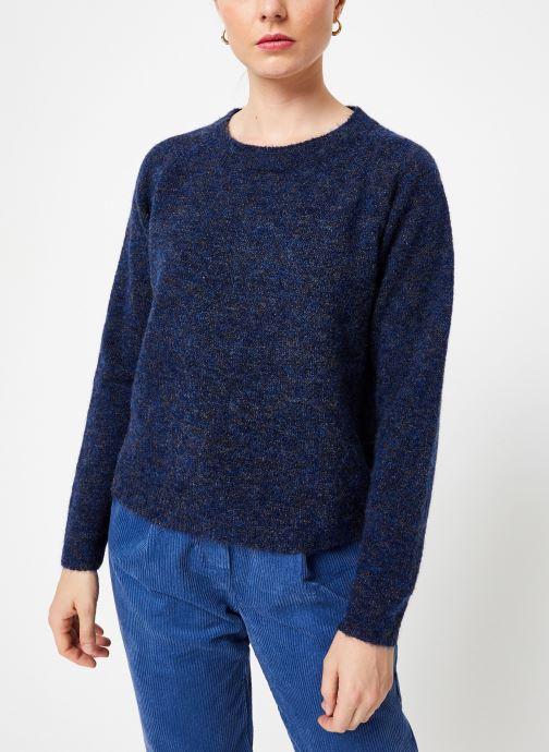 Vêtements Garance CLAVIER Bleu vue droite
