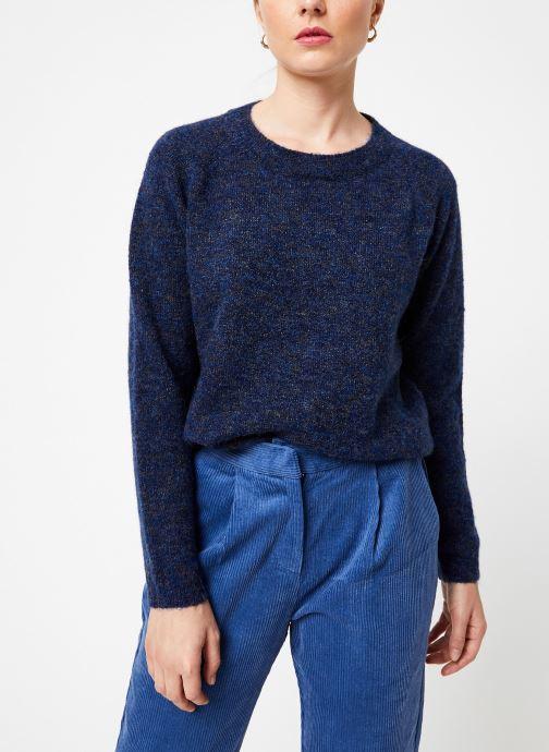 Vêtements Garance CLAVIER Bleu vue détail/paire