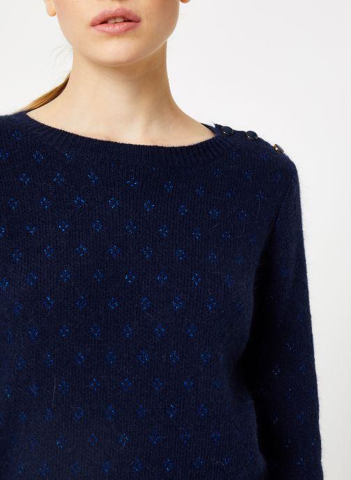 Vêtements Garance CLAIRAC Bleu vue face