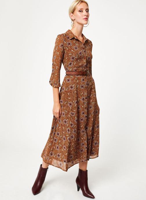 Vêtements Garance CELINE Marron vue bas / vue portée sac