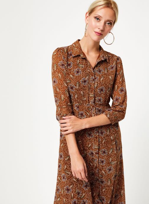 Vêtements Garance CELINE Marron vue détail/paire