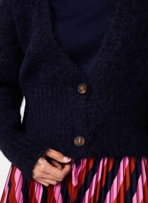 Vêtements Garance CLORINE Bleu vue face