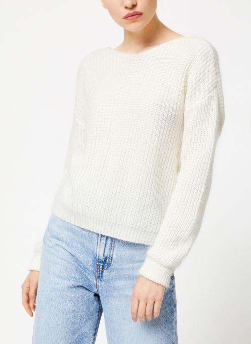 Vêtements Garance CLARINA Blanc vue droite