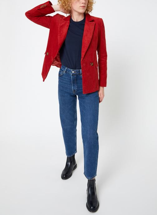 Vêtements Garance CASSANDRE Rouge vue bas / vue portée sac
