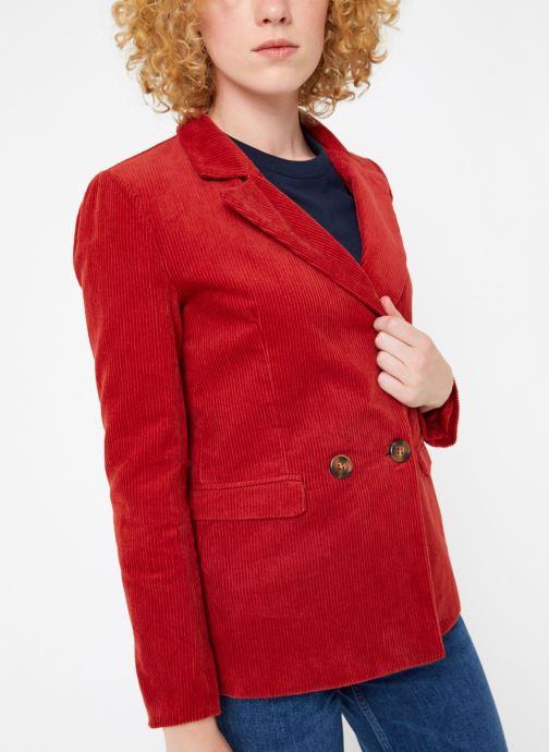 Vêtements Garance CASSANDRE Rouge vue droite