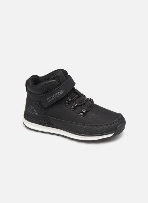 Sneakers Kappa Monsi EV Zwart detail