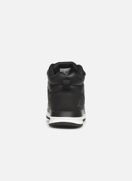 Trainers Kappa Monsi Lacet Junior Black view from the right