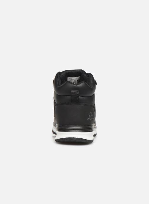 Sneakers Kappa Monsi Lacet Junior Zwart rechts