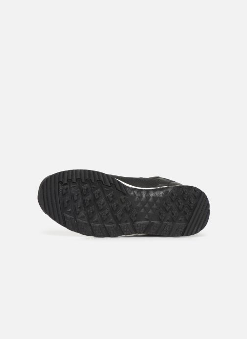 Trainers Kappa Monsi Lacet Junior Black view from above